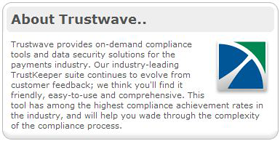 paragraph about Trustwave